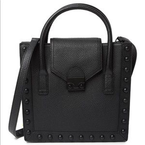Loeffler Randall Mixed Media Leather Bag